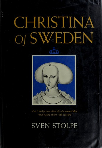 Christina of Sweden.