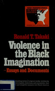 Violence in the Black imagination by Ronald Takaki