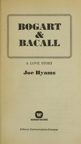 Download Bogart & Bacall