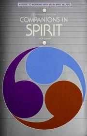 Companions in spirit PDF
