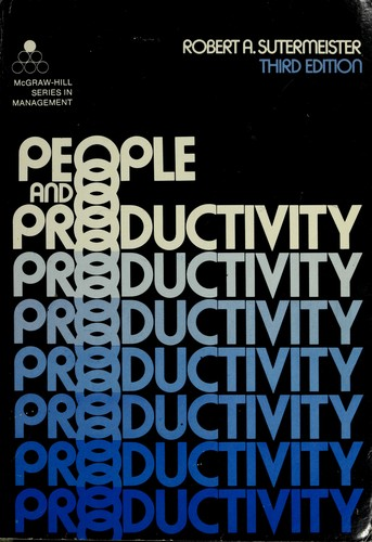 Download People and productivity