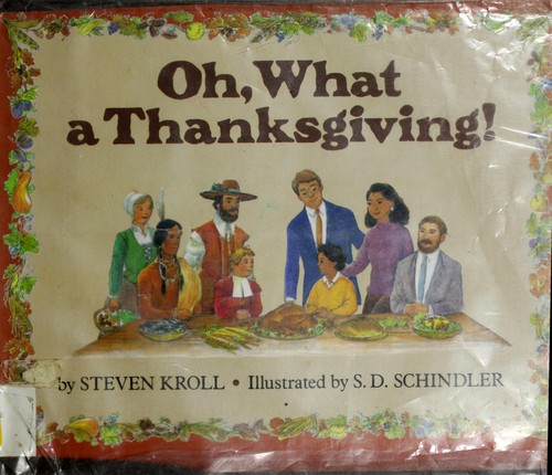 Oh, what a Thanksgiving !