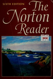 The Norton reader by Arthur M. Eastman