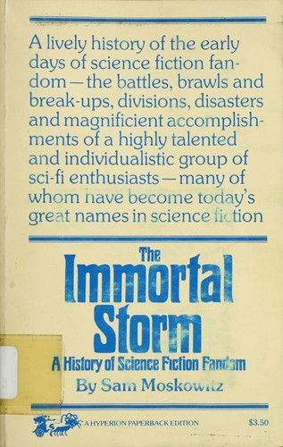 The immortal storm