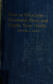 How to overcome emotional stress and regain your health PDF