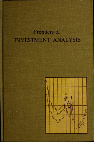 Download Frontiers of investment analysis