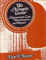 The acoustic guitar PDF