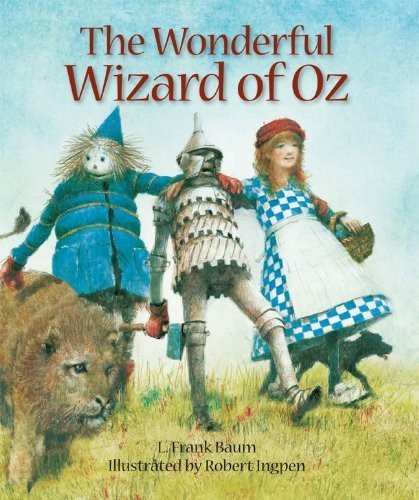Wonderful Wizard of Oz by Frank Baum