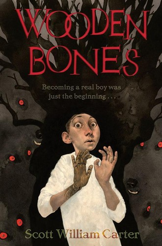 Wooden bones by Scott William Carter