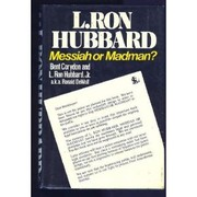 L. Ron Hubbard by Bent Corydon