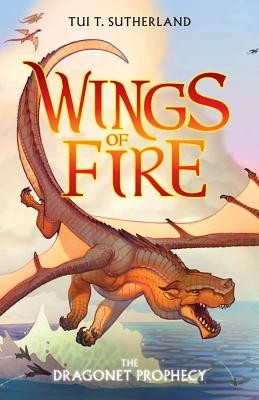 Wings of Fire 1 Dragonet Prophecy by