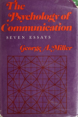 Download The psychology of communication