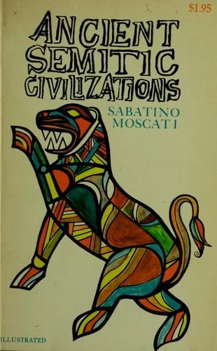 Ancient Semitic civilizations.