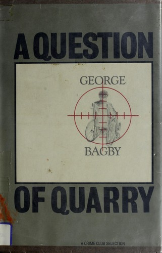 Download A question of quarry