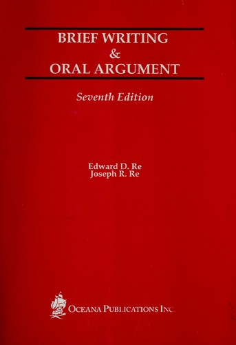 Download Brief writing & oral argument