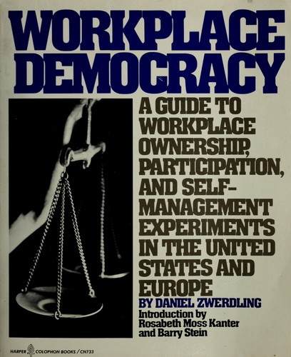 Download Workplace democracy