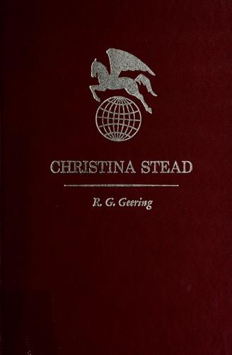 Download Christina Stead