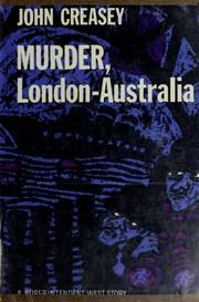 Murder, London-Australia PDF