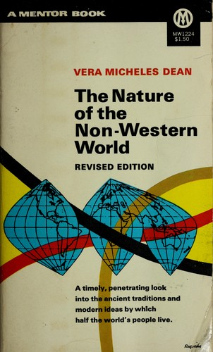 Download The nature of the non-Western World.
