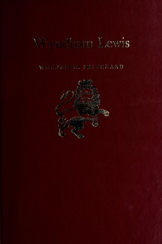 Download Wyndham Lewis