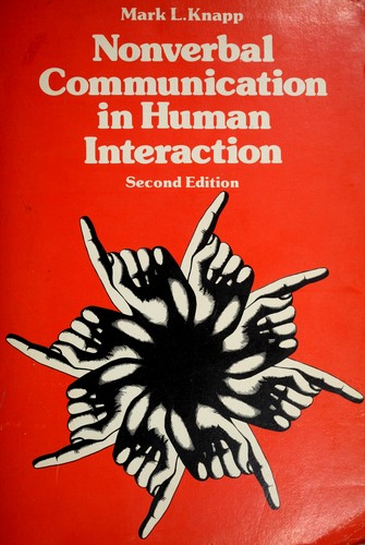 Download Nonverbal communication in human interaction