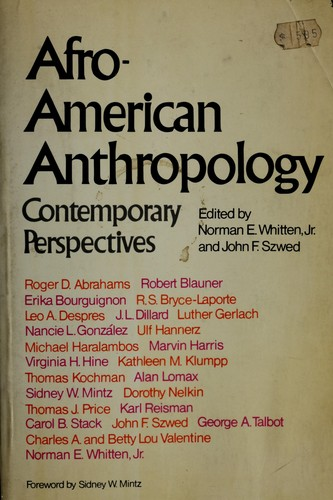 Afro-American anthropology