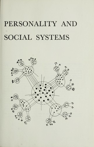 Download Personality and social systems