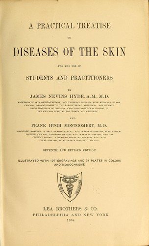 Download A practical treatise on diseases of the skin