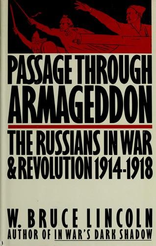 Passage through Armageddon