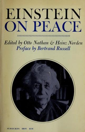 Download Einstein on peace.