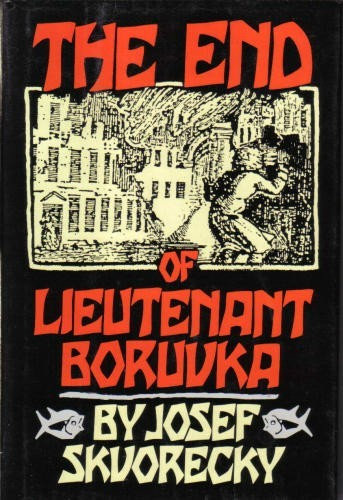 The end of Lieutenant Boruvka by Josef kvoreck