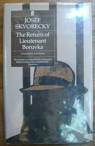 The Return of Lieutenant Boruvka by Josef Škvorecký