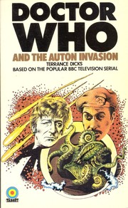 Cover of: Doctor Who and the Auton Invasion by Terrance Dicks