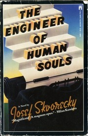 Cover of: The Engineer of Human Souls by