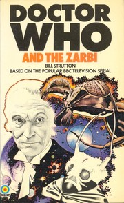 Cover of: Doctor Who and the Zarbi by Bill Strutton