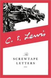 The Screwtape Letters PDF