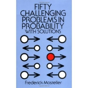Fifty Challenging Problems In Probability With Solutions by
