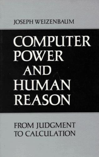 Download Computer power and human reason