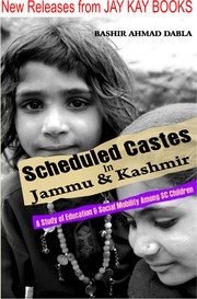Cover of: Scheduled Castes in Jammu & Kashmir by