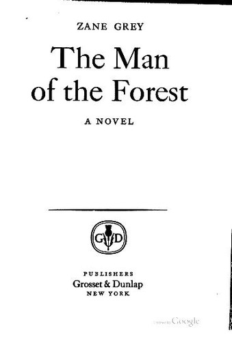 Download The man of the forest