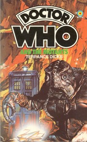 Cover of: Doctor Who and the Mutants by