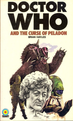 Doctor Who and the Curse of Peladon.