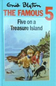 Download Five on a Treasure Island