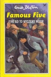 Cover of: Five go to Mystery Moor by Enid Blyton