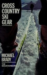Cross-country ski gear PDF