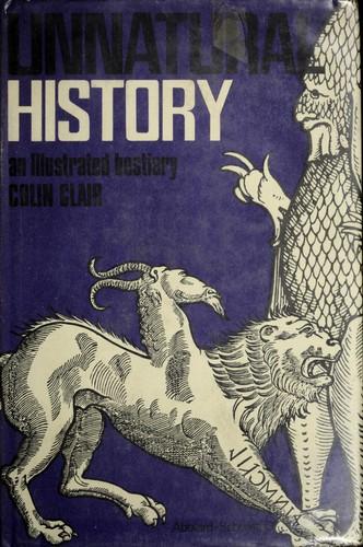 Download Unnatural History