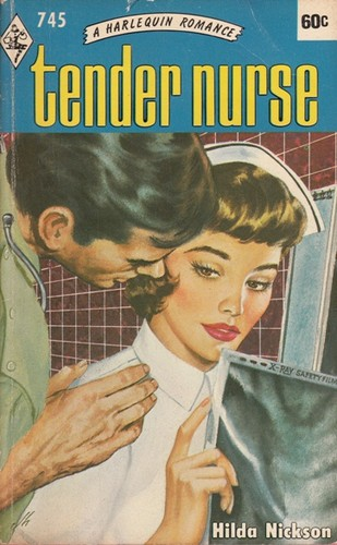 Tender Nurse by Hilda Nickson