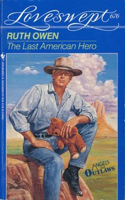 Cover of: The Last American Hero by Ruth Owen