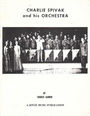 Charlie Spivak and his orchestra by Charles Garrod