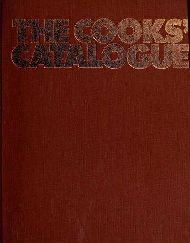 Download The Cooks' Catalogue